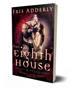 The Eighth House paperback cover