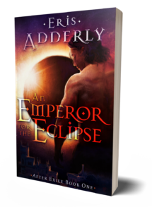 An Emperor for the Eclipse paperback cover
