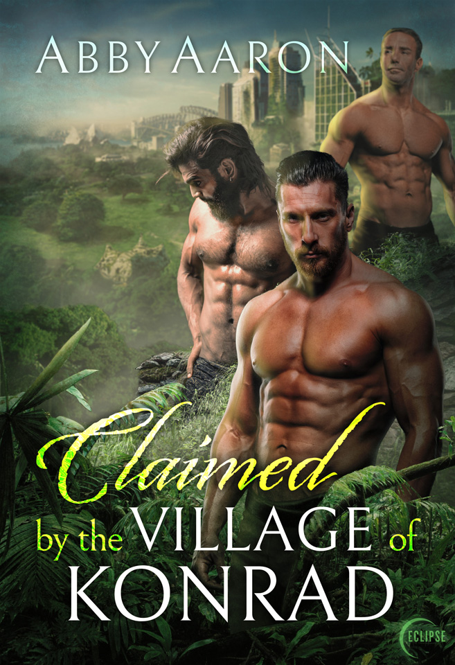 Claimed by the Village of Konrad by Abby Aaron from Blushing Books Publications