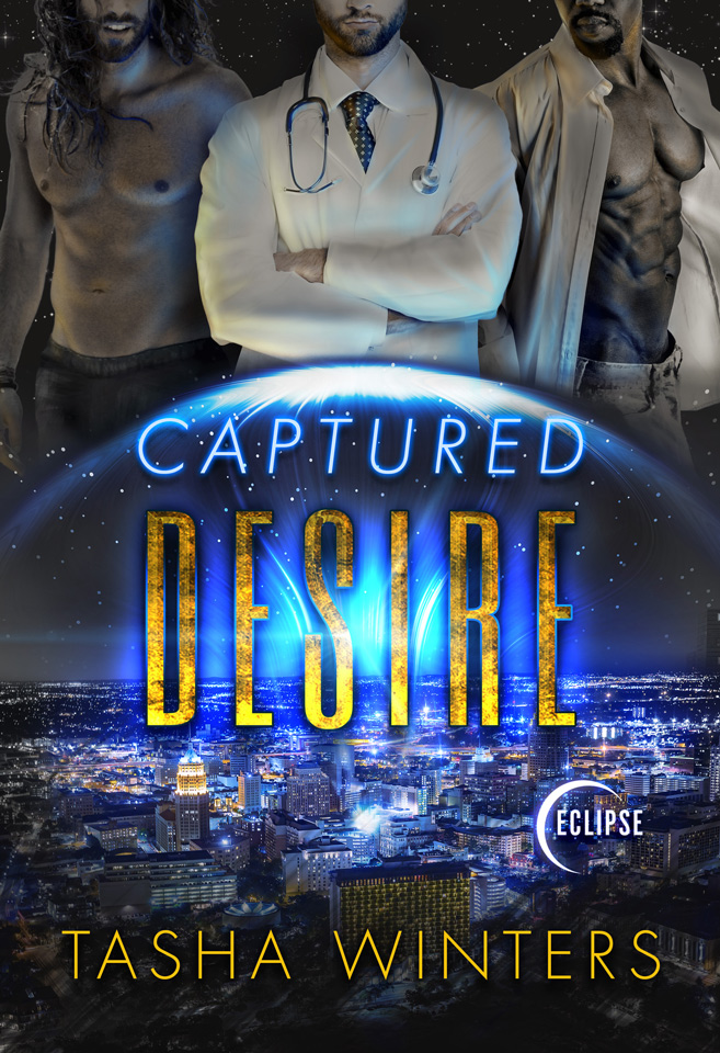 Captured Desire by Tasha Winters from Eclipse Press