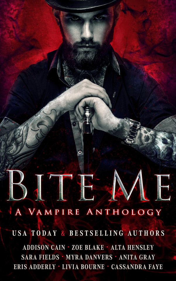 Bite Me: A Vampire Anthology cover art